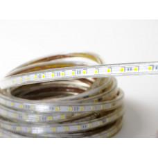 Светодиодная лента 220 V LP IP68 5050/60 LED (зеленый, standart, 220)