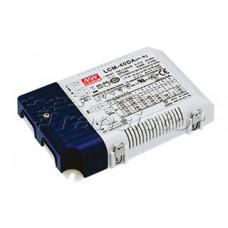 Блок питания LCM-40DA (40W, 350-1050mA, DALI, PFC)