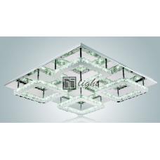 Хрустальная светодиодная люстра DW-8719