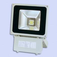 Светодиодный прожектор 100W IP65 220V Warm White